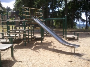 Laurelhurst Park and Playfield located at 4544 NE 41st Street, Seattle 98105