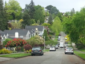 Laurelhurst homes